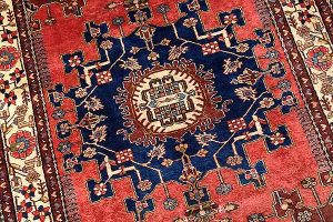 tribal persian rug