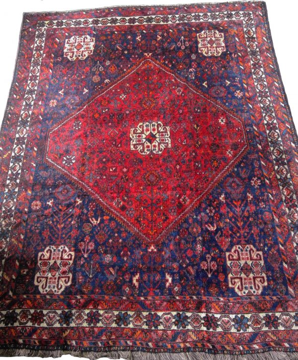 Vintage Persian Gashquii